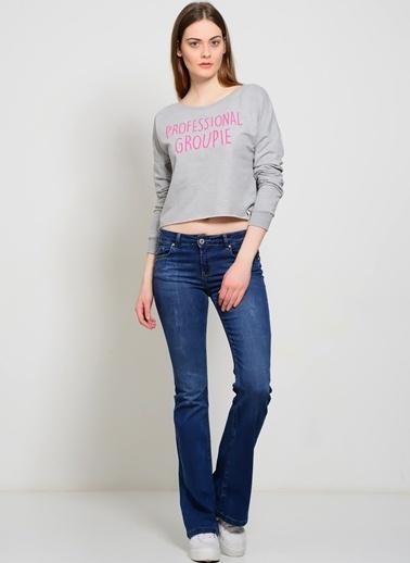 T-Box Sweatshirt Gri